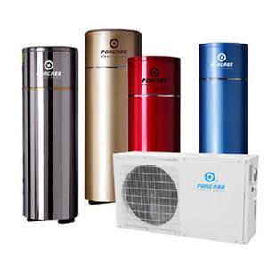风驰空气能热水器