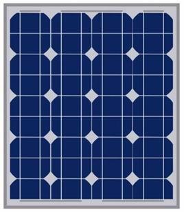 40W太阳能电池组件