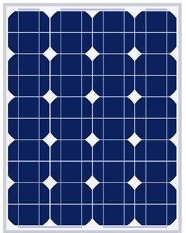 50W太阳能电池组件