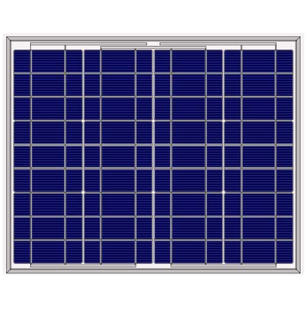 10W-180W太阳能电池组件-多晶硅