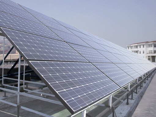 5KW太阳能光伏电站,离网太阳能电站