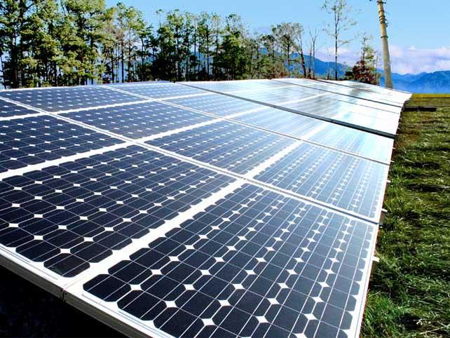 太阳能离网电站CGDD05