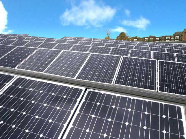 太阳能并网电站CGDD03