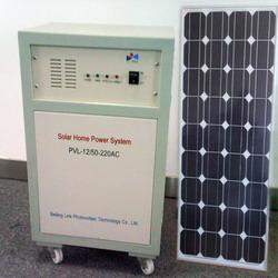 太阳能交流户用光伏电源系统