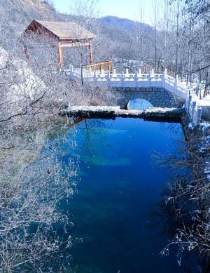 虎山风景—金水泉|神仙瀑|山水|元宝路_虎山风景区