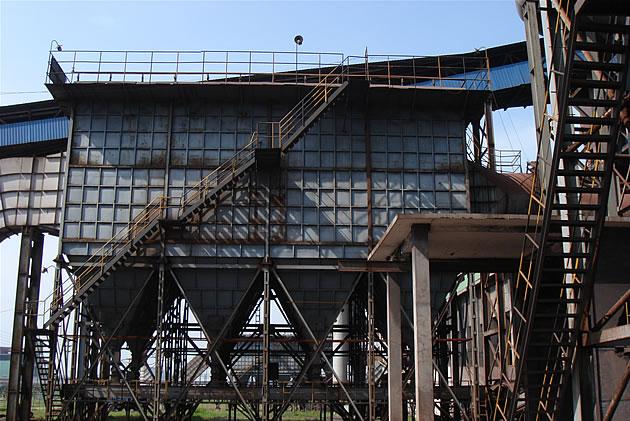 江西某钢铁厂