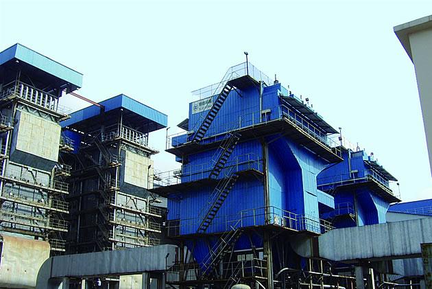 山东某电厂
