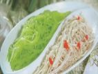 太极莴苣香芋丝