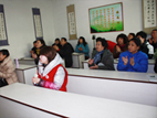 清流传统文化学堂2012年传统文化公益冬令营正式开营