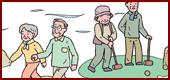 【郑州老年公寓】按摩饮食巧应对老年人夜间腿抽筋